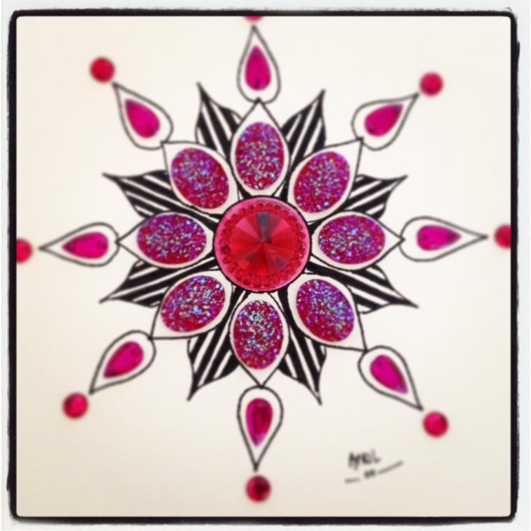 Mandala Love - 6,17.15