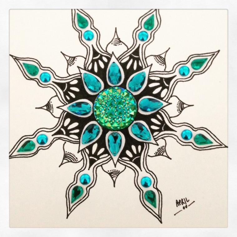 Mandala Love - 6.3.15