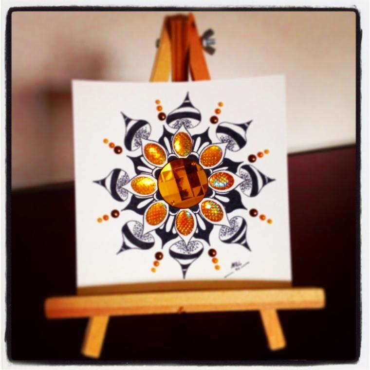 Mandala Love 8/27/15