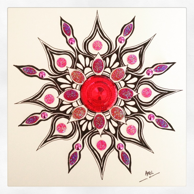 Click on image for more Mandalas